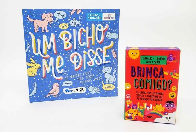 Loja Leiturinha: Coleção Brincadeiras em Família