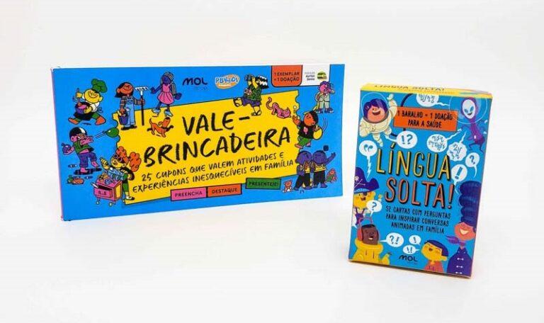Loja Leiturinha: Coleção Jogos em Família