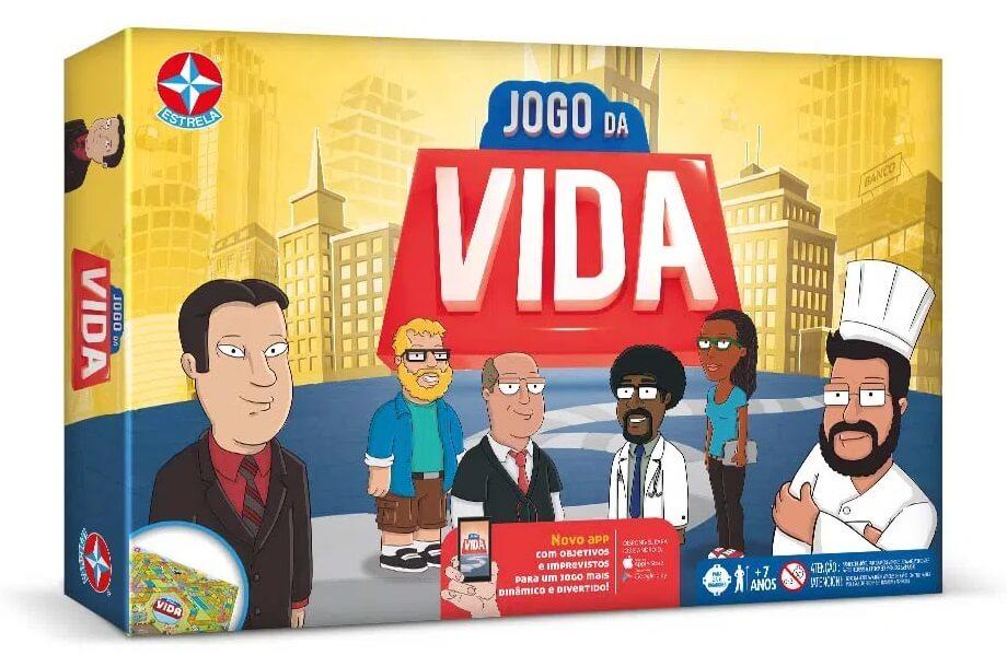 Jogos de Tabuleiro: Jogo da Vida