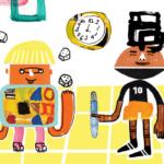 Joca e Dado: um Original Leiturinha sobre o poder das diferenças