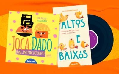 Audiolivros Leiturinha: Conheça a novidade!