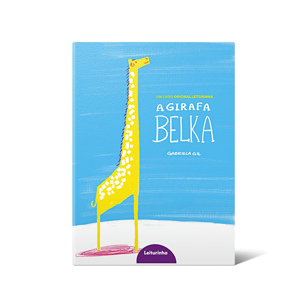 livros infantis diferentes a girafa belka criando um cantinho da leitura em casa