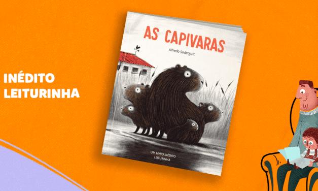 As Capivaras: livro premiado para falar com crianças sobre preconceito
