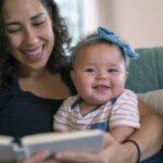 Leitura para bebês: 9 dicas para ler histórias para seu pequenino
