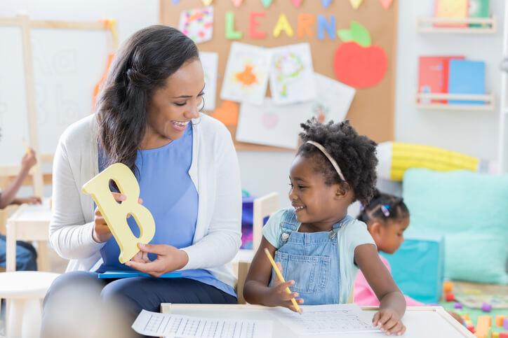 Atividades para alfabetização: a importância dos diferentes tipos de letra